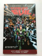 Forever Evil by Geoff Johns & David Finch - Dc New 52 Hardcover Graphic Novel