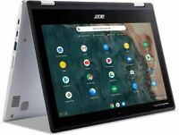 NEW Acer 11.6 Spin TOUCHSCREEN Intel Dual Core 2.8GHz 32GB SSD 4GB RAM Chrome OS
