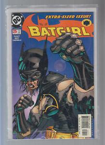 Batgirl US Comics No. 12 - 25 = 14 Hefte DC. etwa 2001 (0-1/1)