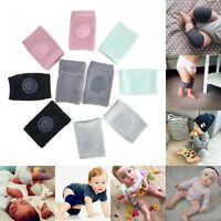 Infant Toddler Knee Pad Safety Kids Soft Anti-slip Crawling Baby Elbow Cushion