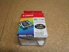 Genuine New Canon BC-11e Multi-Color Ink Cartridge for  BJC-80/70 NOTEJET IIICX