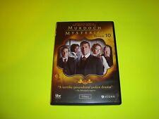 Murdoch Mysteries: Season 10 (DVD, 2017, 5-Disc Set, Widescreen)