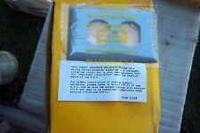 P8G Hubbell Grey Smooth Plastic Wall Plate Single Gang (25pcs)