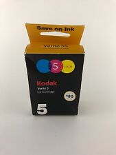 KODAK 5 tri color ink jet VERITE 55 wireless all in one ECO printer copy scan