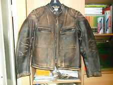 Levi'S Vintage Lvc Bonneville Cafe Racer 1950'S Motorcycle Leather Jacket M