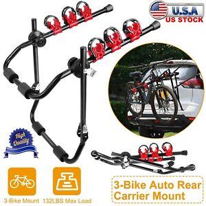 VDP Biki Bicycle Rack Suzuki Celerio 2015/3/Bike Easygrip Rear Mount Carrier