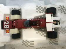 🔴 Exoto  GPC97066 FERRARI 312b Borg Beck #28 1:18 Scale  NOS ne CMC RRP $1995🔴