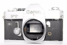 Canon Ft Ql 35mm Slr Film Camera Body Only From Japan #16