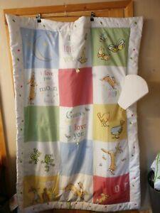Peter Rabbit Jumbo size Sensory Playmat I Love You and Night Night Book
