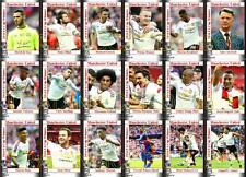 Manchester United 2016 FA Cup winners football trading cards