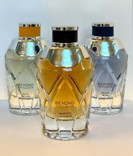 Bentley Majestic Cashmere, Exotic Musk, Wild Vetiver Samples