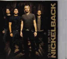 Nickelback-Id Come For You Promo cd single