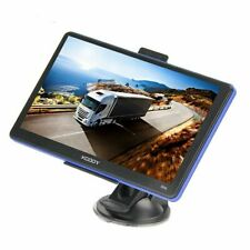 GPS Navigation For Truck Drivers 7 Tablet Free Maps Updates Speed Limit Display