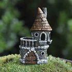 Miniature fairy garden micro house castle Fiddlehead