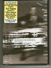 Eric Clapton - SESSIONS FOR ROBERT J (DVD + CD) - REGIONE 1 - NUOVO - SIGILLATO