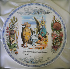 Minton Alice's Adventures in Wonderland Plate The Mock Turtle Plate