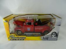 1:24 Jada Toys 1953 Chevy Tow Truck Highway 66 Tow Truck Red New/Boxed