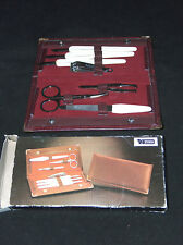 Tag Master Safe T Finger Toe Nail Clean Cut File Pedicure Manicure Tool Kit Set