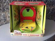 Vintage Pinocchio Gira E Indovina  Game Logica E Memoria Nib