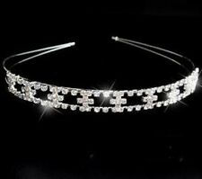 BEAUTIFUL Crystal DIADEMA / CERCHIETTO-NUOVISSIMA T26