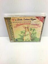 The Velveteen Rabbit Interactive Storybook Cd-Rom Little Golden Book Ages 3-6