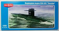 U-Boot SSN-593 Tresher,Submarine, US Navy, Atom U-Boot, OVP, MikroMir,1:350,NEU