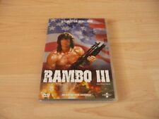 DVD Rambo III - Geschnittene Fassung - Sylvester Stallone