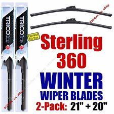 WINTER Wiper Blades 2pk Premium fit 2007-2010 Sterling 360 - 35210/200