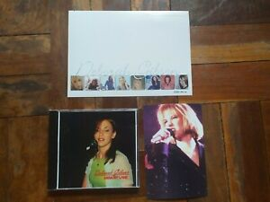 DEBORAH GIBSON (AKA DEBBIE GIBSON) RARE CD AND FREE PHOTOS