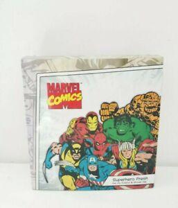Marvel Comics Superhero Fresh Eau De Toilet & Shower Gel 75mls   Gift Set