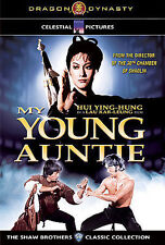 My Young Auntie (DVD, 2007) Shaw Brothers Dragon Dynasty No. 14 NEW SEALED