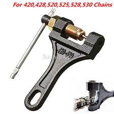 Motorcycles Scooter Chain Splitter Cutter Breaker Tool 420 428 520 525 528 530