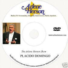 Placido Domingo TV Interview  DVD