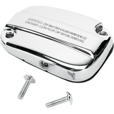 Chrome Front Brake Master Cylinder Cover for Harley Touring 2008-2017