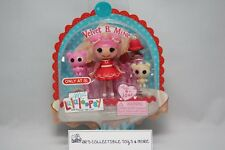 MINI LALALOOPSY VELVET B MINE VALENTINE DOLL EXCLUSIVE 2014 MIP SEW MAGICAL