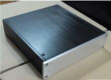 ONE-SET Power amplifier Enclosure/DAC/preamp case/PSU Box+screw+Power socket