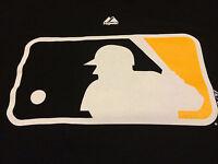 Pittsburgh Pirates Major League Baseball MLB LOGO Majestic T Shirt Jersey NEW