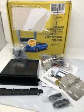 New listing iDatalink Dash Kit for Ford Mustang 2010-2014 (Ads-Kit-Mus1)