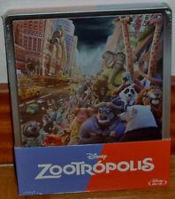 Zootropolis Lambs Classique Disney N°57 Blu-Ray Steelbook Neuf (sans Ouvrir R2