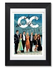 THE OC CAST SIGNED TV SHOW SERIES SEASON POSTER PHOTO AUTOGRAPH GIFT ADAM BRODY