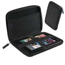Black Eva Hard Case Cover for Google Nexus 7 8gb & 16gb Android Tablet Sleeve