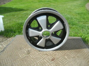 Original Fuchs Porsche Forged Alloy Wheel, 5 1/2 J X 14