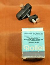 Rollei SL66 Micrometer Fine Focusing Drive for Macro Stage Boxed Mint!!
