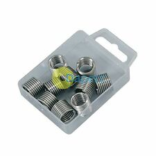 10 Pieza Tipo HELICOIL inserciones de hilo M12 X 1.75mm funciona con Kit de Reparación de Rosca