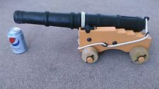Naval Cannon,    H.M.S  Victory replica,    24 Pounder Carriage Gun,