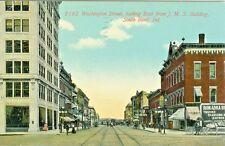 South Bend IN Romakda Brothers & Renfrantz Tailor shops on 1912 Washington St.