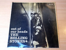 The Rolling Stones/Out Of Our Heads/1965 Decca Mono LP/Unboxed Logo