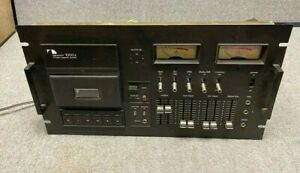 NAKAMICHI 1000/II Cassette Deck with Remote Control