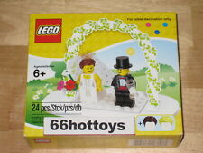 LEGO Minifigure Wedding Favor Set 853340 NEW
