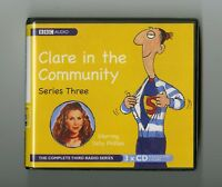 Clare in the Community: The Complete Series 3 - Audiobook 3CDs